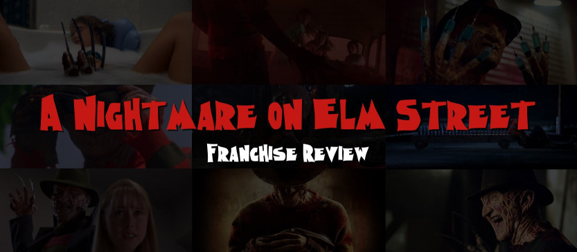 A Nightmare on Elm Street Franchise - Film Reviews