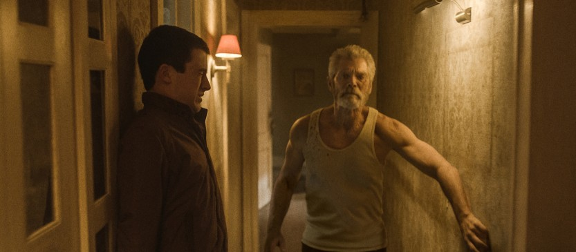 [Review] Don't Breathe (2016)