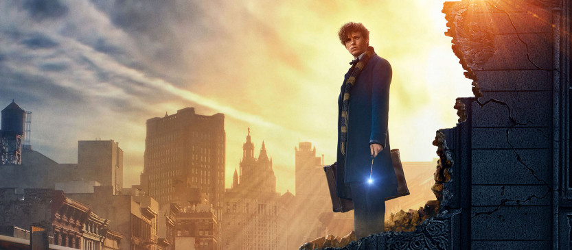 Fantastic Beasts and Where to Find Them Official Trailer 2