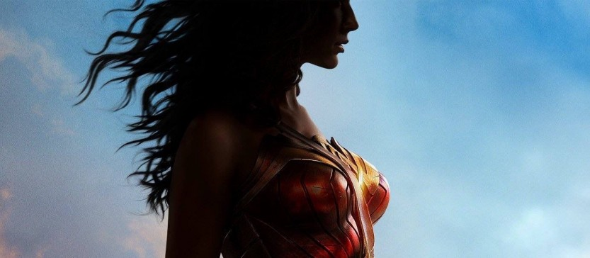 Gal Gadot premieres the first official Wonder Woman poster on Twitter
