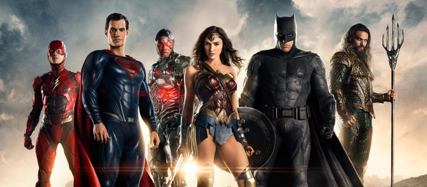 Justice League first look shows off Aquaman, Cyborg, and The Flash