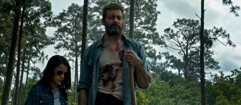Logan Official Trailer 1