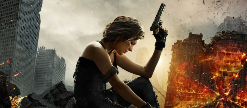 Resident Evil: The Final Chapter Teaser Trailer