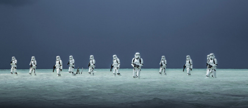 "Character development takes center stage in the latest ""Rogue One: A Star Wars Story"" trailer"