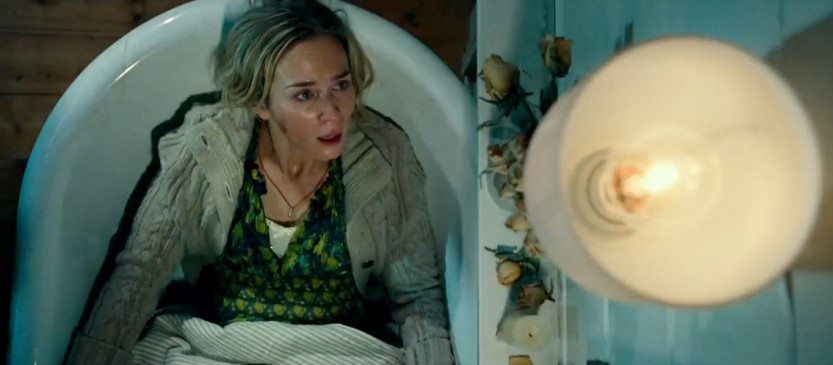 'A Quiet Place (2018)' Trailer