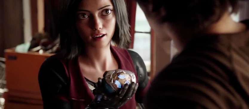 'Alita: Battle Angel (2018)' Trailer