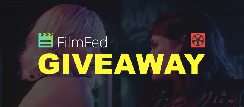"""Atomic Blonde"" Blu-Ray + DVD + Digital Giveaway!"
