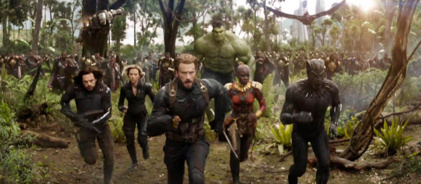 'Avengers: Infinity War (2018)' Trailer