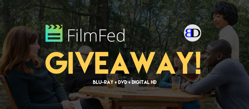 """Get Out"" Blu-Ray + DVD + Digital HD Giveaway!"