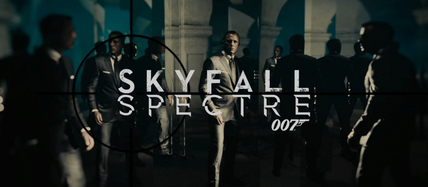 Heading Underground: A Deeper Look at Skyfall and Spectre.