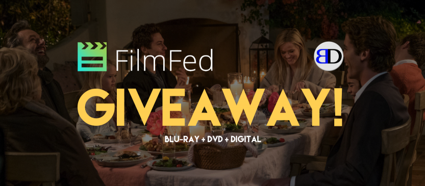'Home Again (2017)' Blu-Ray + DVD + Digital Giveaway!