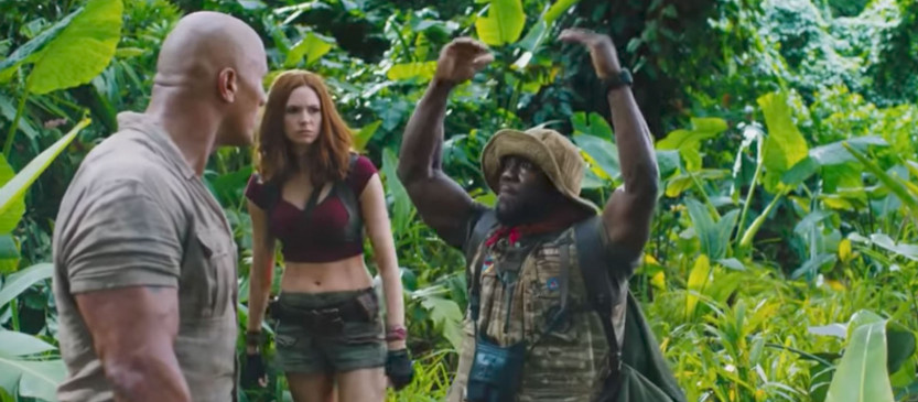 'Jumanji: Welcome to the Jungle (2017)' Trailer