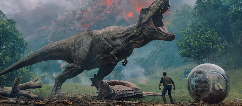 'Jurassic World: Fallen Kingdom (2018)' Trailer