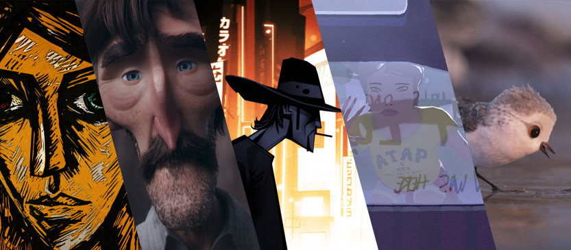 2017 Oscar Nominated Animated Short Films Reviewed