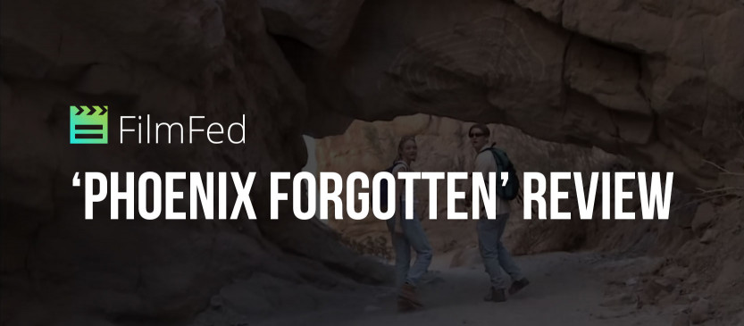 'Phoenix Forgotten' Review