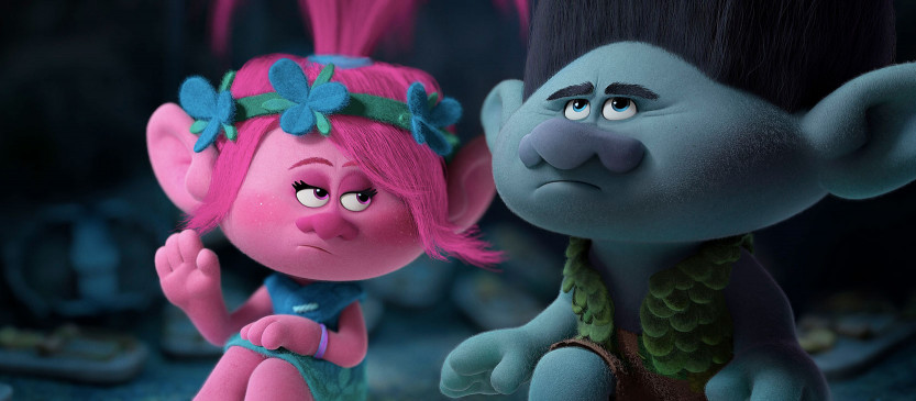 Trolls Party Edition / Blu-ray + DVD + Digital HD + UltraViolet Review