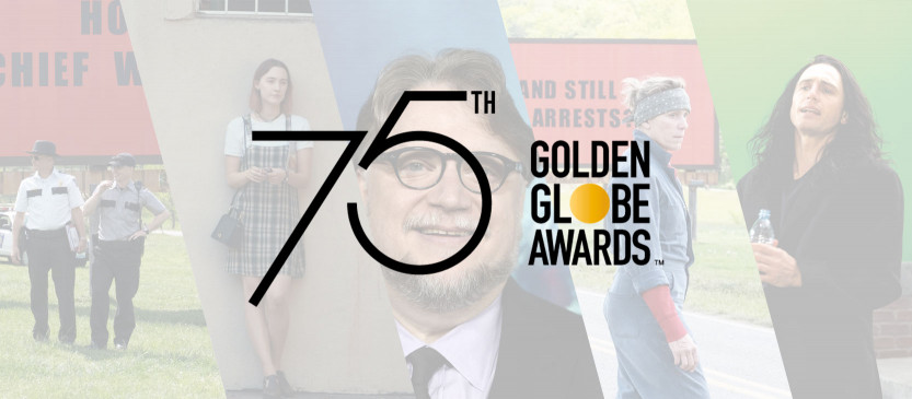 75th Annual Golden Globe Awards Winners Announced