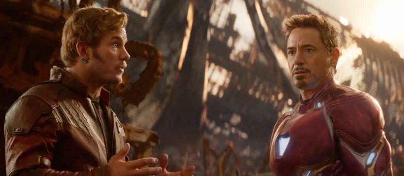 'Avengers: Infinity War (2018)' Trailer 2