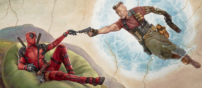The DEADPOOL 2 Super Duper $@%!#& Cut is arriving on 4K Ultra HD, Blu-ray, and DVD on August 21st.