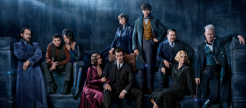'Fantastic Beasts: The Crimes of Grindelwald (2018)' Teaser Trailer
