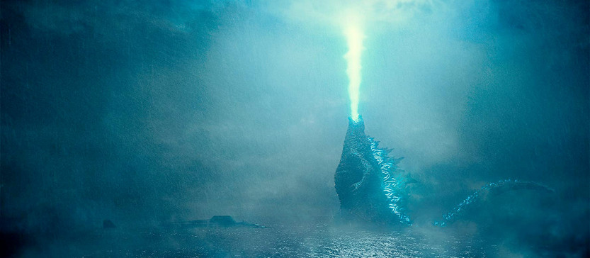 GODZILLA: KING OF MONSTERS Comic-Con Trailer