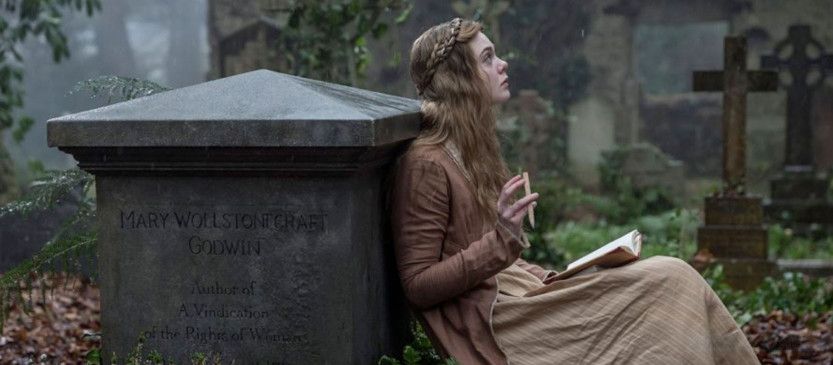 'Mary Shelley (2018)' Trailer