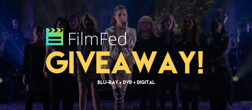 Pitch Perfect 3 (2017) Blu-Ray + DVD + Digital Giveaway!