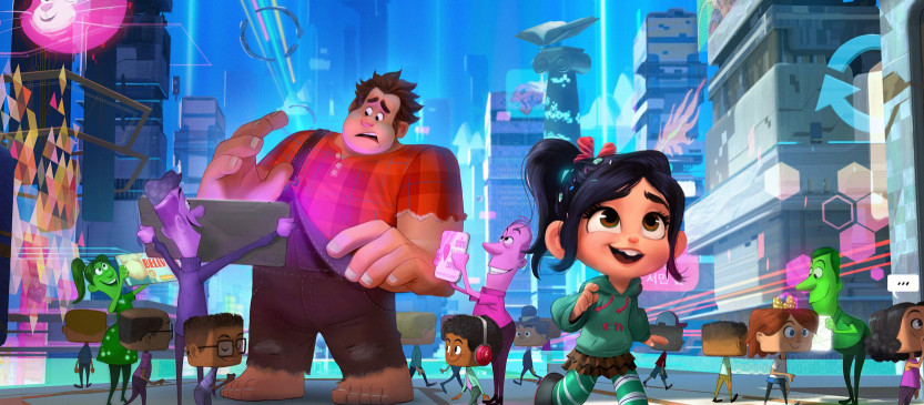 'Ralph Breaks the Internet: Wreck-It Ralph 2 (2018)' Trailer
