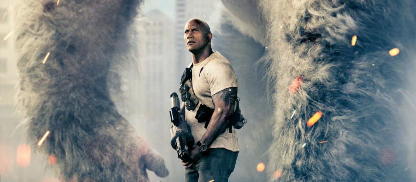 'Rampage (2018)' Trailer