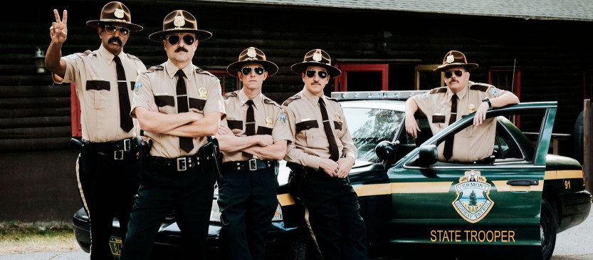 'Super Troopers 2 (2018)' Red Band Trailer