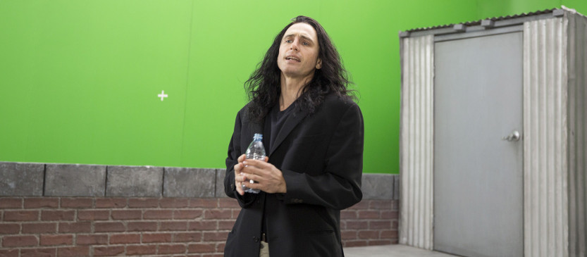 'The Disaster Artist' is arriving on Blu-ray, DVD, and Digital on March 13th, 2018.