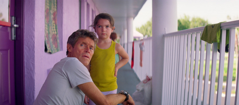 'The Florida Project' is arriving on Blu-ray, DVD, and Digital on February 20th, 2018.