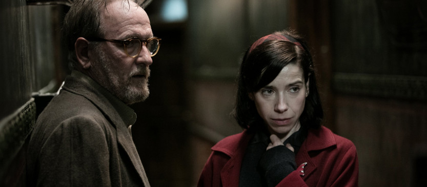 'The Shape of Water' is arriving on 4K Ultra HD, Blu-ray, DVD, and Digital on March 13th, 2018.