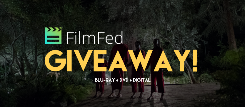 Jordan Peele's US - Blu-Ray + DVD + Digital Giveaway!