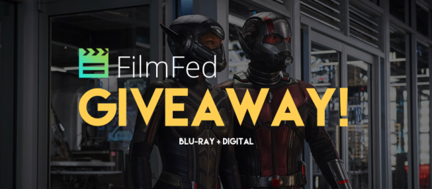 ANT-MAN AND THE WASP Blu-Ray + Digital Giveaway!
