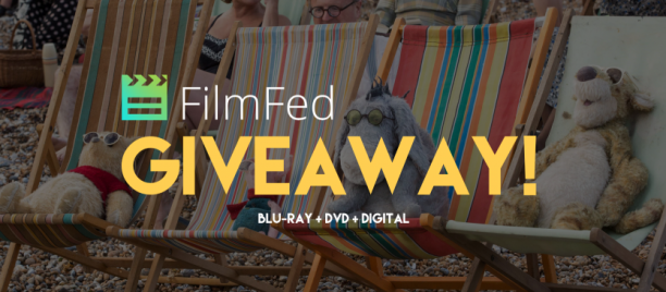 CHRISTOPHER ROBIN Blu-Ray + DVD + Digital Giveaway!