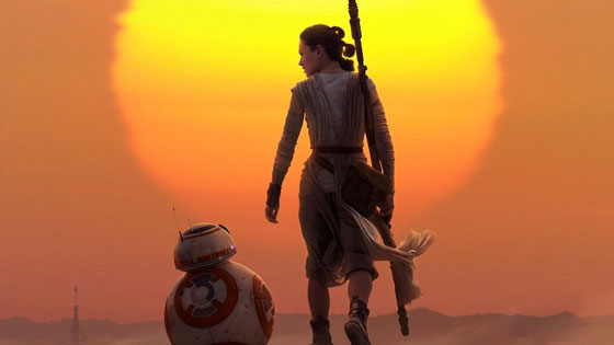 Favorite Films of the Decade by chris - STAR WARS: THE FORCE AWAKENS