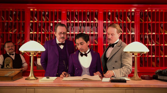 Favorite Films of the Decade by chris - THE GRAND BUDAPEST HOTEL