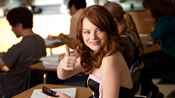 Favorite Films of the Decade by j_peffer - EASY A