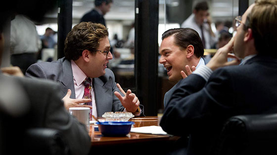 Favorite Films of the Decade by j_peffer - THE WOLF OF WALL STREET