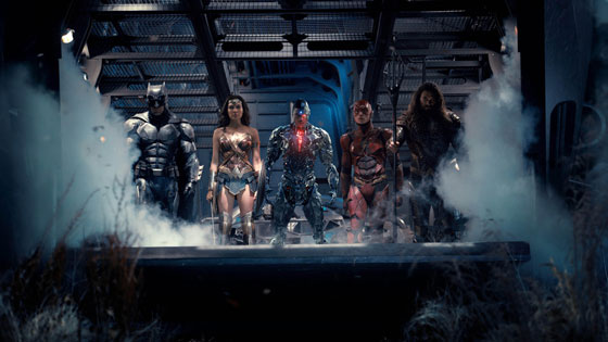 Zack Snyder's Justice League Review