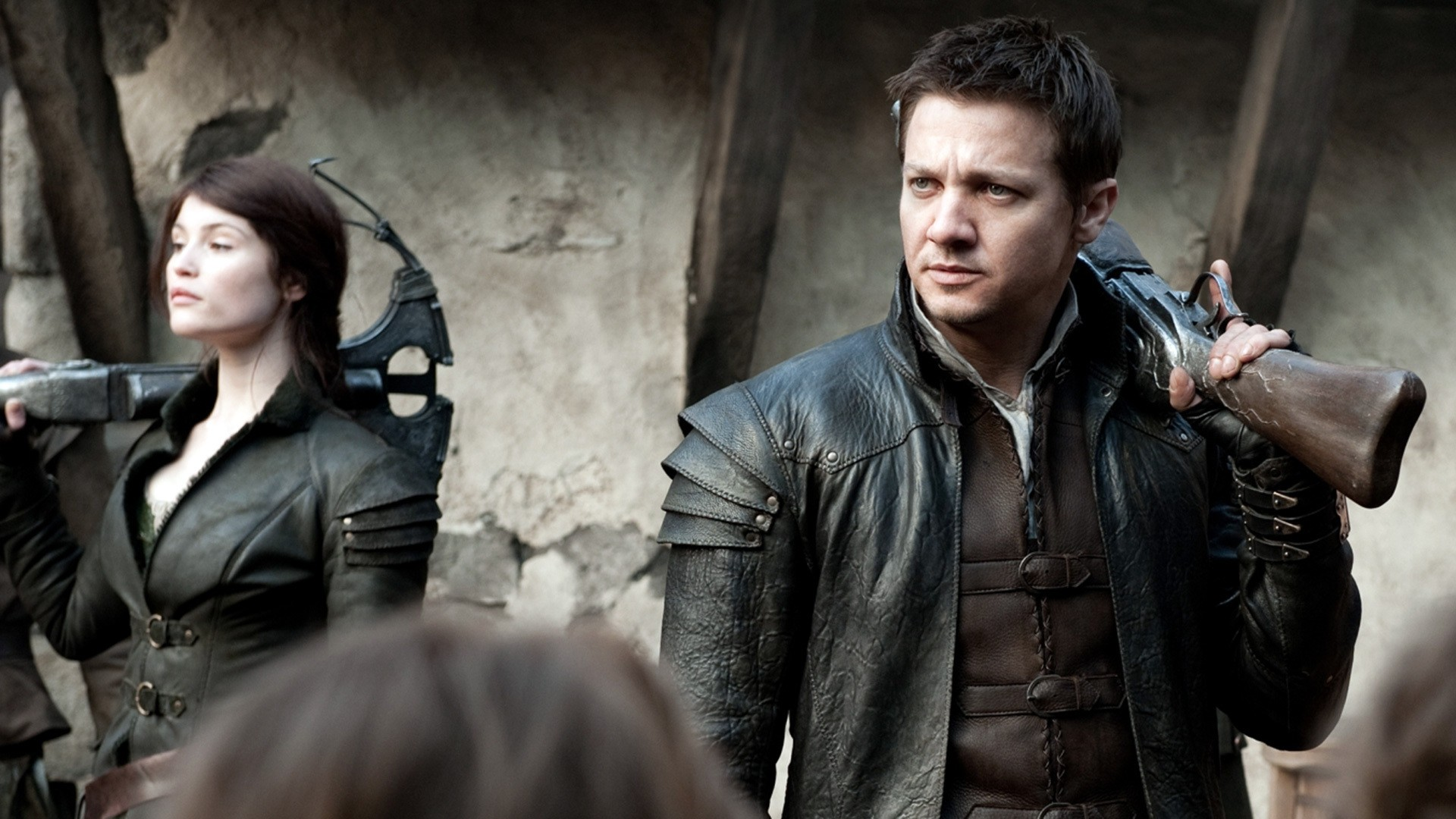 Hansel And Gretel Witch Hunters 2013 Movie - Wallpaper