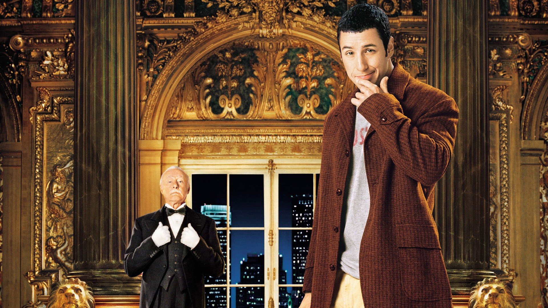 Mr Deeds 2002 Filmfed Movies Ratings Reviews And Trailers