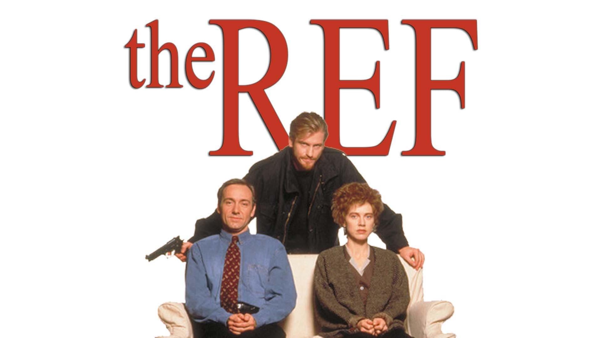 The Ref (1994)  Comedy, Crime, Drama