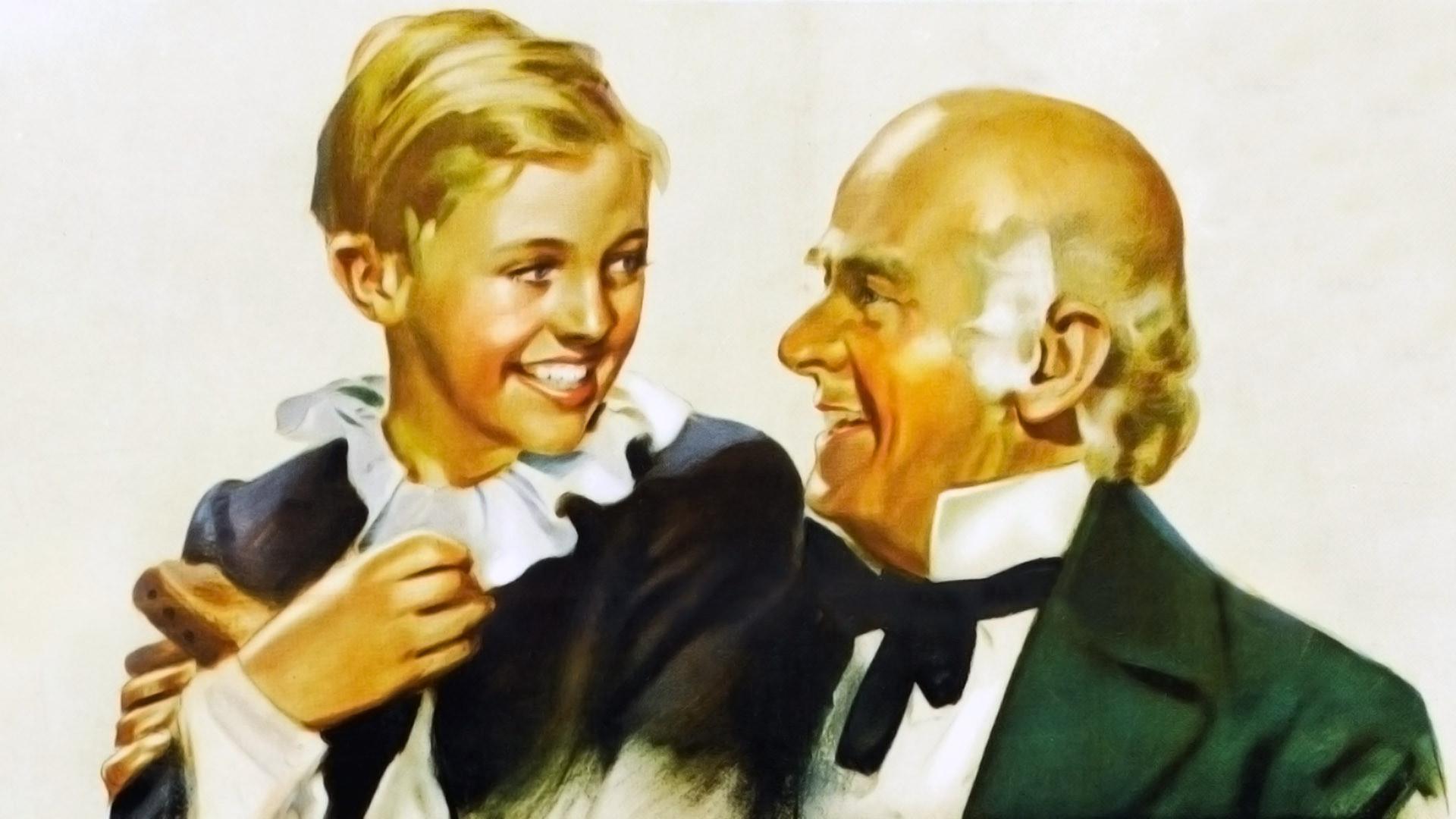 a christmas carol 1938 image - A Christmas Carol Movie 1938