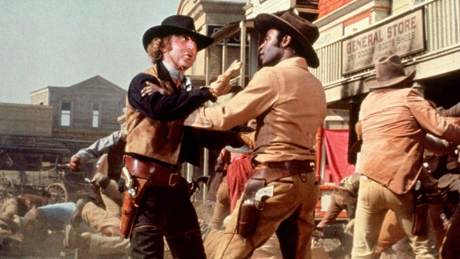 Blazing Saddles 1974 Image
