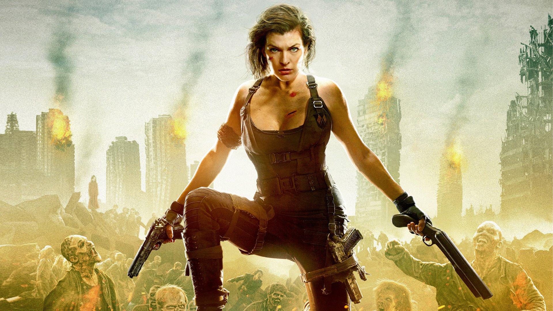 Resident Evil Final Chapter Trailer