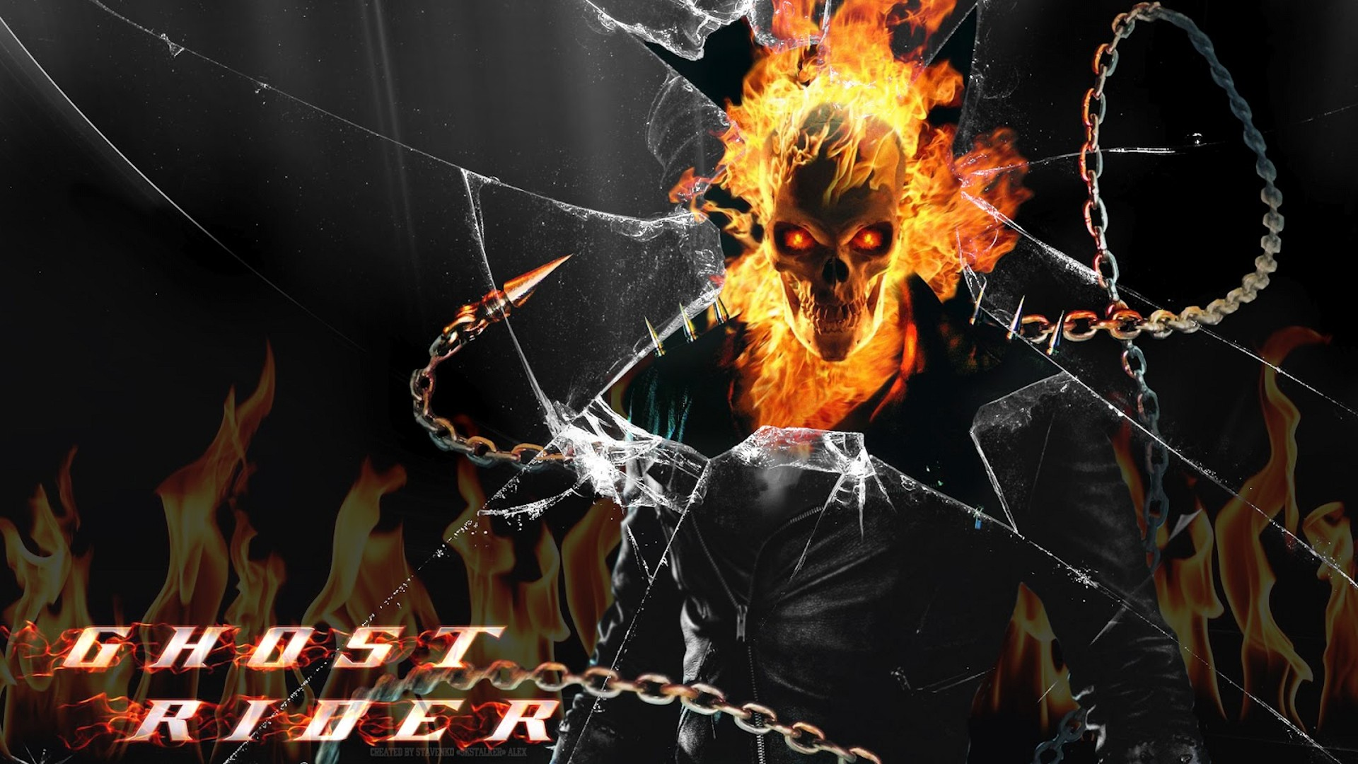 Ghost Rider (2007)   FilmFed - Movies, Ratings, Reviews, and