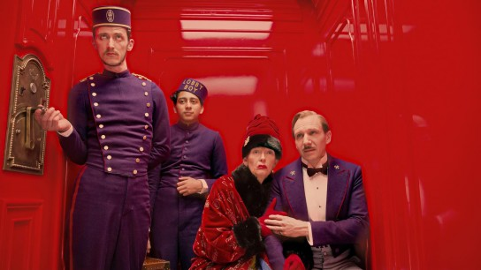 The Grand Budapest Hotel (2014) Image