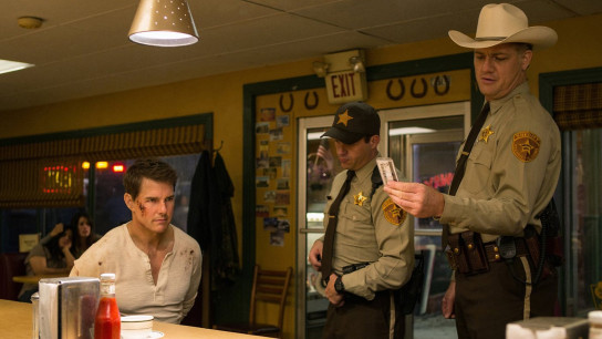 Jack Reacher: Never Go Back (2016) Image